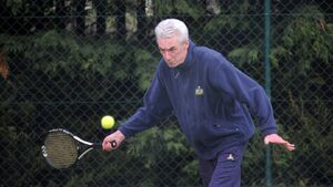 Ballinlough Tennis Club mourn passing of 'irreplaceable' Michael McCarthy