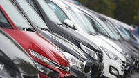 Car registrations down 17.8% on January last year