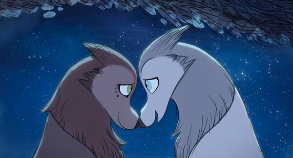 Wolfwalkers Stills. Pictures Courtesy of Cartoon Saloon.