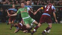 Cork City and Cobh Ramblers will know path to a promotion bid today