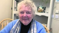 Great gran from Cork is a Facebook star at 90!