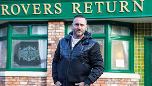 Will Mellor joins Coronation Street cast to play 'out and out baddie' Harvey