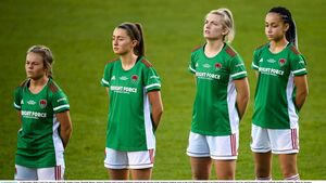 Cork City WFC star striker Saoirse Noonan looks set to join Shelbourne