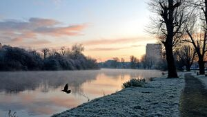 Snowfall, ice and frost in parts of Cork this morning with freezing temperatures set to continue