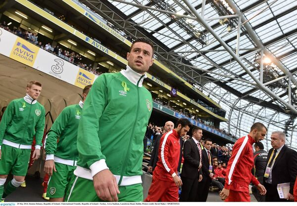 Damien Delaney deserved more international caps. Picture: David Maher/SPORTSFILE