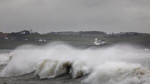 Weather warning issued for Cork: High winds, rain, sleet and snow expected on Thursday