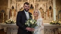 Wedding of the Week: Dreams come true for Cork couple