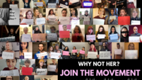 Why Not Her? campaign aims to make fair waves
