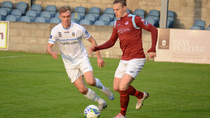 Ian Turner believes Cobh in a good place despite a loaded First Division