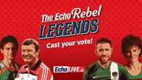 Dave Barry v Briege Corkery: Vote for your favourite Rebel Legend