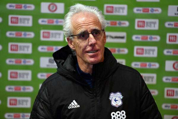 Mick McCarthy is hoping he can get Cardiff into the play-offs.