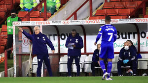 Mick McCarty has shown his resilience once more with Cardiff City