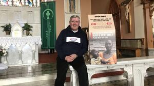 Buttevant parish priest calls on community to take part in virtual walk in aid of Trócaire