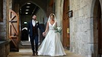 Wedding of the Week: A very emotional day for Cork couple