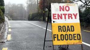 Roads across Cork city and county impassable already due to flooding