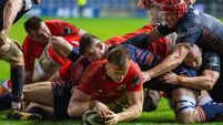 Edinburgh v Munster - Guinness PRO14