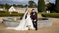 Wedding of the Week: Third time lucky for Cork couple