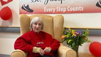 92-year-old Cork woman completes 500 steps for Operation Transformation challenge