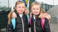 PICS: Great excitement as primary and secondary schools reopen across Cork