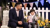 'Our little East Cork Hero': Cork's Adam wins hearts again with Late Late Show appearance