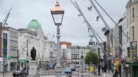 Man arrested in Cork city centre for