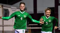 Republic of Ireland v Poland - U15 International Friendly