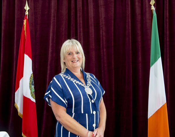 The Mayor of the County of Cork, Cllr. Mary Linehan Foley. Pic: Brian Lougheed