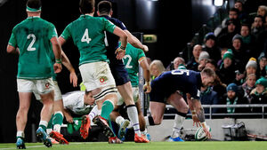 Reality check for Irish rugby, from world number one to underdogs in Scotland