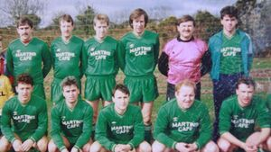 Throwback Thursday: Funs times in the Cork Business League