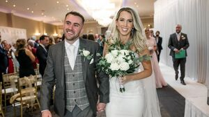 Wedding of the Week: Cork couple who met in fourth year of school, tie the knot