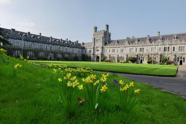 UCC's virtual spring conferrings can be viewed via the university's website at www.ucc.ie.