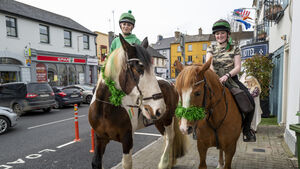 Pictures: Cork celebrates a Patrick's Day with a difference
