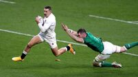 England v Ireland - Autumn Nations Cup 2020