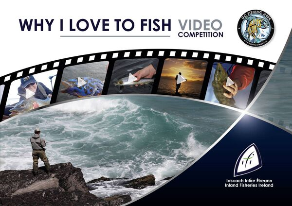 The new competition invites people to submit videos of their fishing adventures.