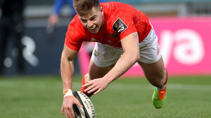Cork's Alex McHenry scores his first try as Munster prove too strong for Benetton
