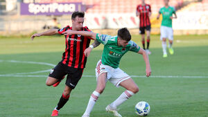 Toughest ever preseason has left Cork City players flying fit