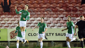 Cian Bargary nets the winner as Cork City overcome Cobh Ramblers