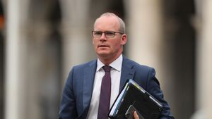 Simon Coveney: 'Very narrow' scope for easing Covid restrictions but hopeful construction will reopen