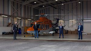 Offshore helicopter operator establishes base at Cork Airport