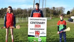 Work Underway On Castlemartyr GAA Club's Centenary Project