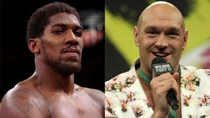 'What have they signed?' – Tyson Fury's dad casts doubt on Anthony Joshua bout