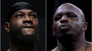 America calling Dillian Whyte as promoter eyes 'colossal' Deontay Wilder fight