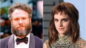 Seth Rogen clarifies comments about Emma Watson and comedy This Is The End