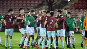Cian Bargary looking to help Cork City's push for promotion