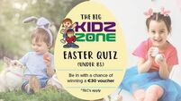 Calling Cork kids... take part in our Big Easter Quiz (Under 8s) and win a prize