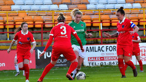 Shels boss concedes it will be difficult for Saoirse Noonan facing her old club