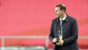 Ian Baraclough confident Northern Ireland can spring a surprise