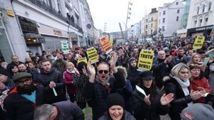 Second Cork anti-lockdown protest set for Easter Saturday