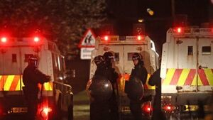 Children as young as 12 involved in new night of violence in Northern Ireland