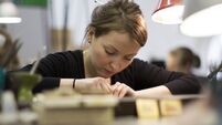 Two new degree courses provide  opportunities for design and crafts students
